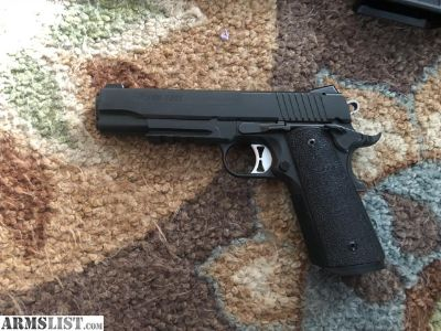 For Sale: Sig Sauer 1911