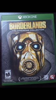 Xbox One. Borderlands. The Fractured Collection