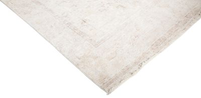 """Vintage, Hand Knotted Area Rug - 5' 10"""" x 9' 1"""""""