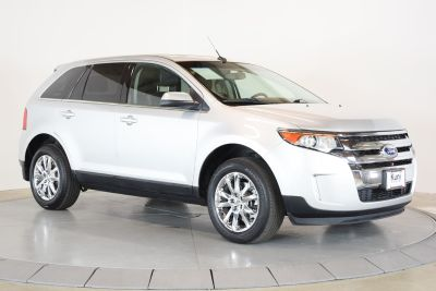 2013 Ford Edge Limited (Ingot Silver Metallic)