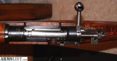 For Sale: 1920 Swedish Mauser