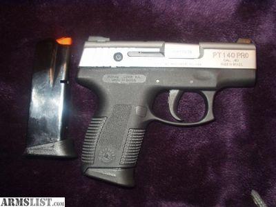 For Sale: Taurus PT140 PRO
