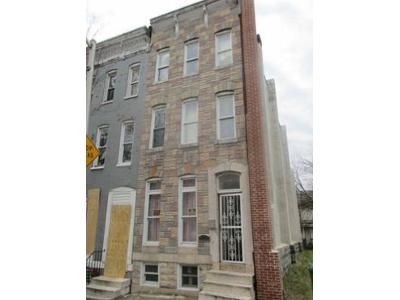 4 Bed 2.5 Bath Foreclosure Property in Baltimore, MD 21217 - N Carey St