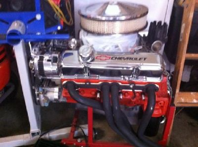 1966 Chevy Pickup With Two Engines