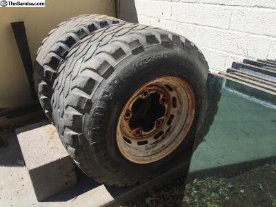 Baja Sand Rail wheels HUGE!!