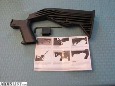 For Sale: Slide Fire SSAR AR-15 Bump Stock