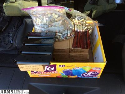 For Sale: 1911 grips, Mags, .45 ammo