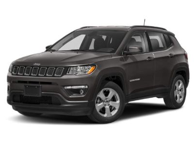 2019 Jeep Compass (Billet Silver Metallic Clearcoat)