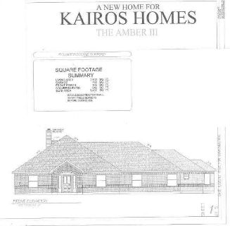 Lot 5 Old Authon Rd Weatherford Four BR, Completion Date June