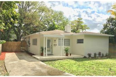 Completely remodeled 2 bedroom 2 bath single family home!