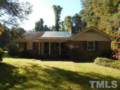 3 Bed 2 Bath Foreclosure Property in Wilson, NC 27893 - Trinity Dr W