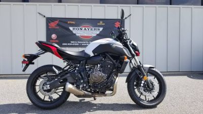2018 Yamaha MT-07 Sport Motorcycles Greenville, NC