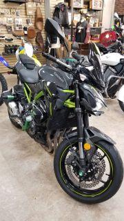 2017 Kawasaki Z900 ABS Sport Mineola, NY