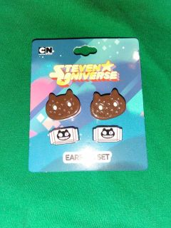 Steven Universe Earrings Brand New From Hot Topic