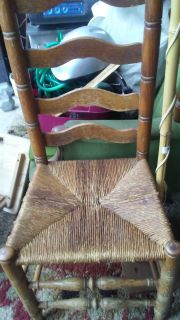 Wicker Vintage Chairs