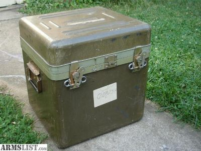 For Sale: Mil Instrumentation Fiberglass Box, Waterproof