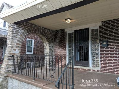 Beautifully Updated 3 Bed / 1 Bath in Germantown!