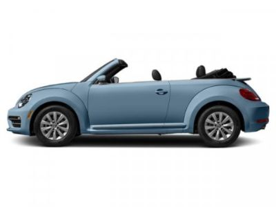 2019 Volkswagen Beetle Convertible Final Edition SE (Stonewashed Blue Metallic/Black Roof)
