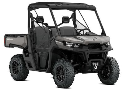 2018 Can-Am Defender XT HD10 Side x Side Utility Vehicles Derby, VT