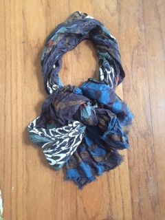 Multi Covered Scarf