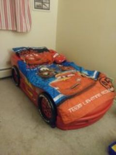 McQueen Car Bed