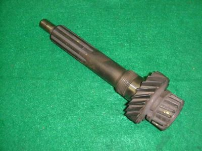 Purchase NOS 64 65 GM CHEVY 3 SPEED INPUT SHAFT MAIN DRIVE GEAR PONTIAC CHEVELLE TEMPEST motorcycle in Fort Wayne, Indiana, United States, for US $64.95