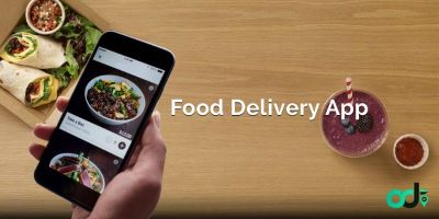 On Demand Food Delivery Application | On Demand App Development
