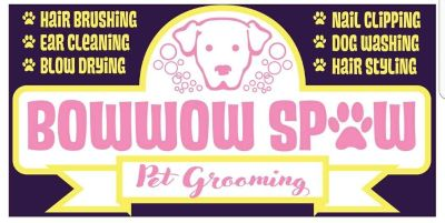 Bow Wow Spaw Pet Grooming