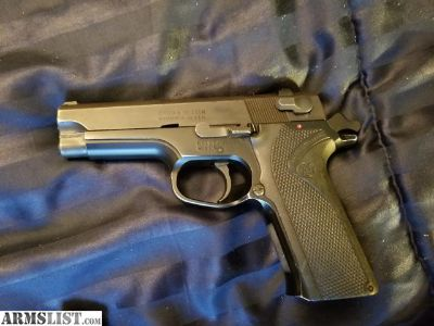 For Sale/Trade: S&W 9mm