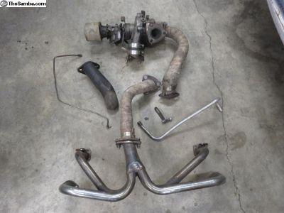 Old School vintage Rajay turbo kit