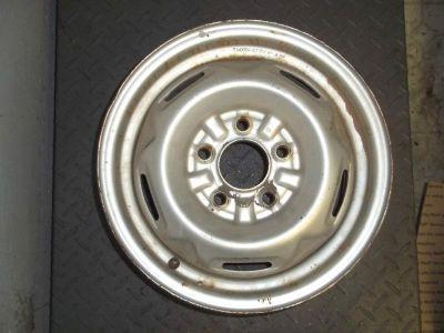 "Purchase 85-90 Toyota 1/2 Ton Pickup Truck SR5 OEM 14x5.5"" Spare Steel Wheel Rim motorcycle in Tucson, Arizona, US, for US $20.00"
