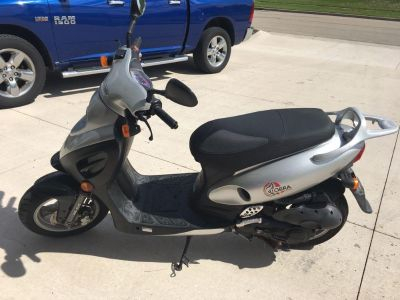 2002 Kymco 50cc Moped