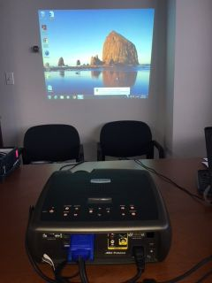 ASK Proxima C160 - LCD Projector Model GEN201