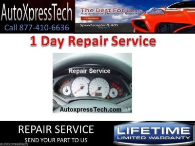 Purchase Ford Focus Instrument Cluster REPAIR Service FAST 1 DAY motorcycle in Holbrook, Massachusetts, United States, for US $109.99