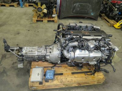 JDM 94-98 Toyota Supra 2JZ GTE Twin Turbo Engine 6 Speed Get