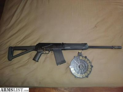For Sale/Trade: Saiga 12 Converted