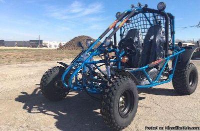 150cc spider go kart on sale