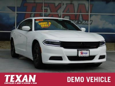 2018 Dodge Charger SE (White Knuckle Clearcoat)