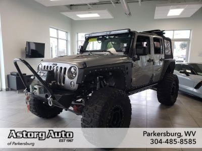 2016 Jeep Wrangler 4WD Unlimited Rubicon