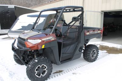2019 Polaris Ranger XP 1000 EPS 20th Anniversary Limited Edition Side x Side Utility Vehicles Adams, MA