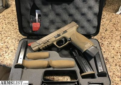 For Sale/Trade: M&P 9 FDE 2.0 5