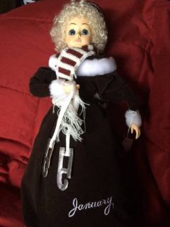 Brinn 1988 January Musical doll