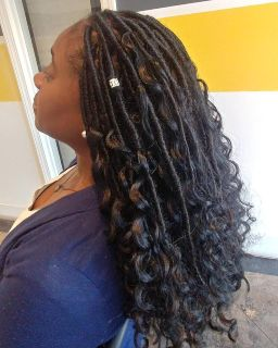 Gypsy Locs*Faux Locs*Godess Locs *Dreadlock Extensions and More