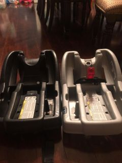 Greco click connect car seat Bases