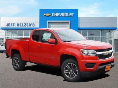 2019 Chevrolet Colorado (Red)