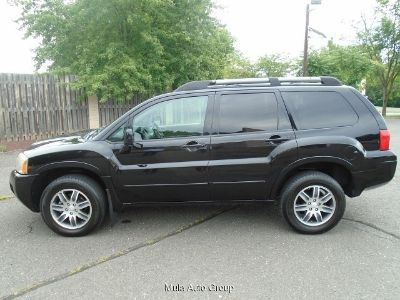 2004 Mitsubishi Endeavor Limited AWD 4-Speed Automatic