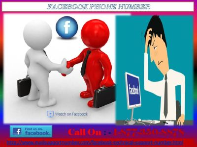 Take unwavering caution to protect FB account with 1-877-350-8878 Facebook Phone Number
