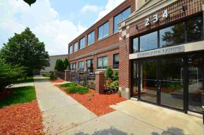 234 E Reservoir Ave #403 Milwaukee Two BR, Updated Industrial