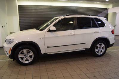 2013 BMW X5 xDrive35d (white)