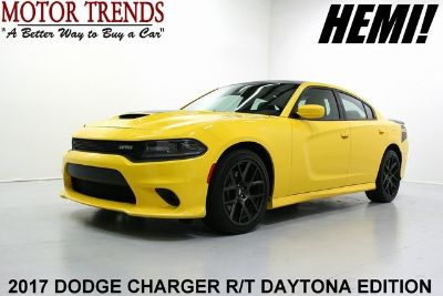 2017 Dodge Charger R/T (Yellow Jacket Clearcoat)
